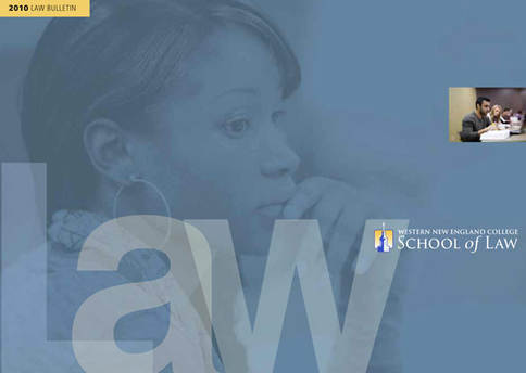 Western New England College Law Bulletin