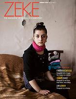 ZEKE Spring 2016 Cover