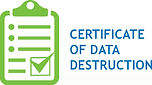 SMS Recycling's data distrcution certificate for compute