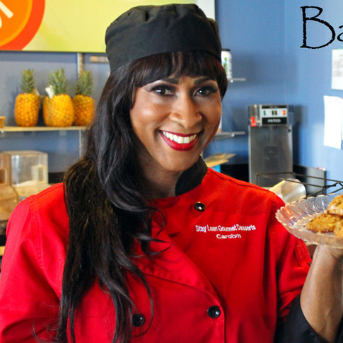 Carolyn Bryant of Stay Lean Gourmet Desserts