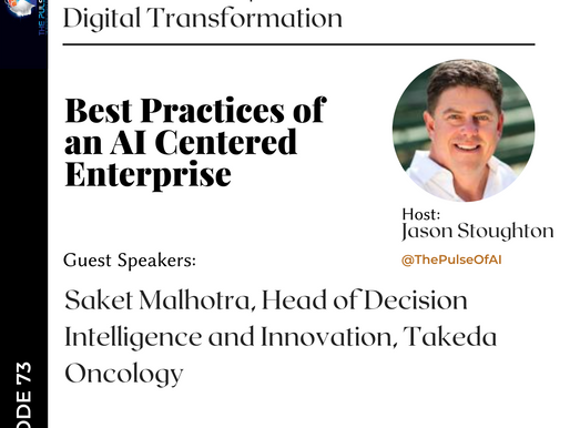 Deep Dive into the Best Practices of an AI Centered Enterprise