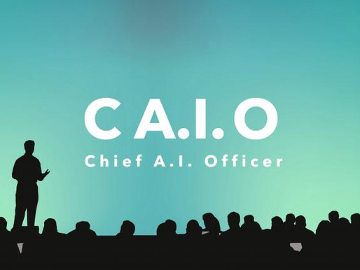 Do you have a Chief Automation Officer yet? If not, you should and here is why.