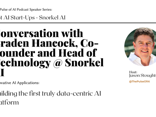 Snorkel AI: Building the First Truly Data-Centric AI platform