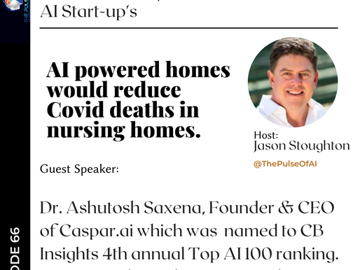 AI Powered Robot Homes Would Reduce Covid Deaths in Nursing Homes