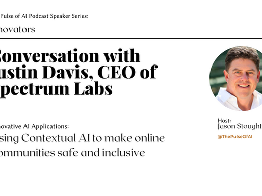 Spectrum Labs is Helping Companies Build Safe and Inclusive Online Communities Using AI