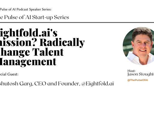Eightfold.ai's Mission? Radically Change Talent Management