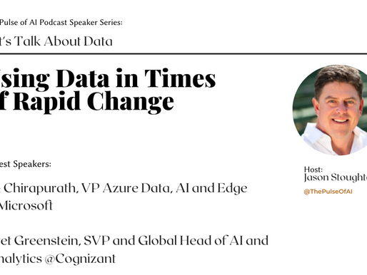 Using Data in Times of Rapid Change