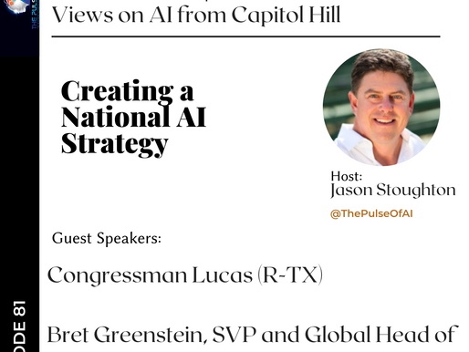 Creating a National AI Strategy