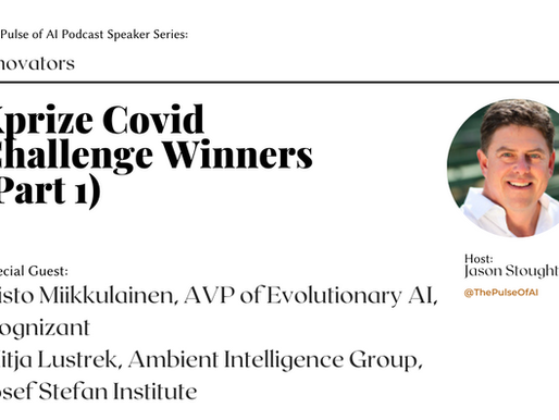 Xprize Covid Challenge Winners (Part 1)