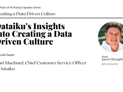 Dataiku's Insights Into Creating a Data Driven Culture