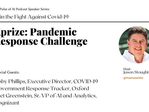 Xprize: Pandemic Response Challenge