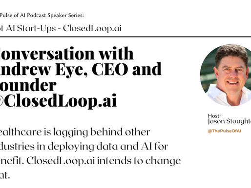 Healthcare is lagging other industries in data and AI. ClosedLoop.ai is determined to change that.