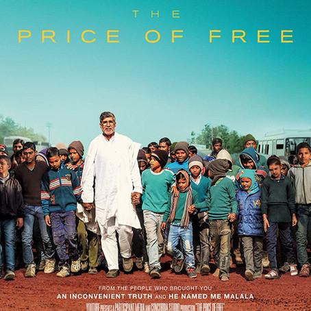 "CHRA Summer School examines child trafficking through ""The Price of Free"""