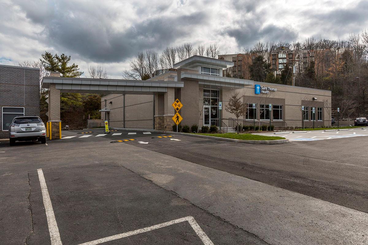 Saint Thomas Medical Partners - Brentwood Clinic