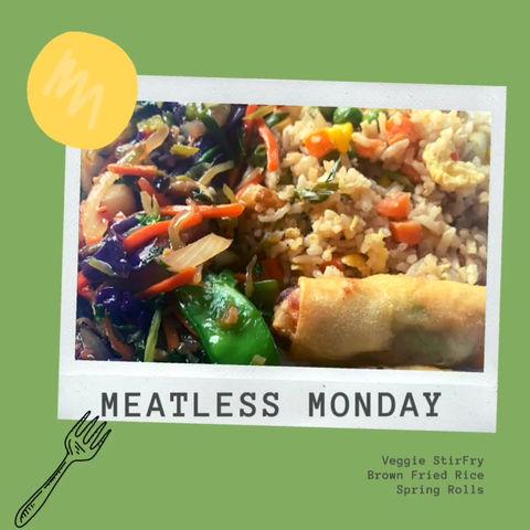 Meatless Mon.. Everyday 👀🤔 + Yummy StirFry Recipe