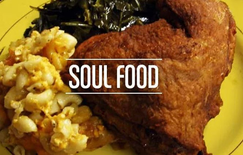 Soul Food Inspired Meal Plan