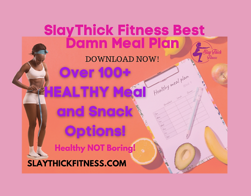 Best Damn Meal Plan