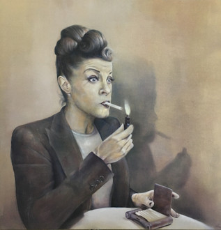 200 x 200 cm • oil on canvas