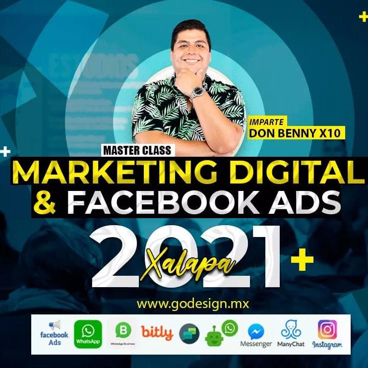 MKT Digital y Facebook Ads Xalapa