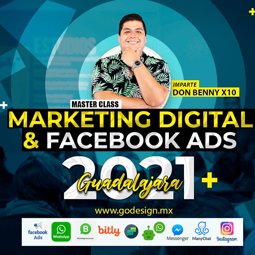 MKT Digital y Facebook Ads Guadalajara