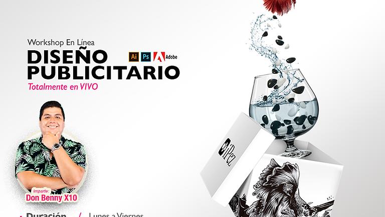 Diseño Publicitario en Linea MXN