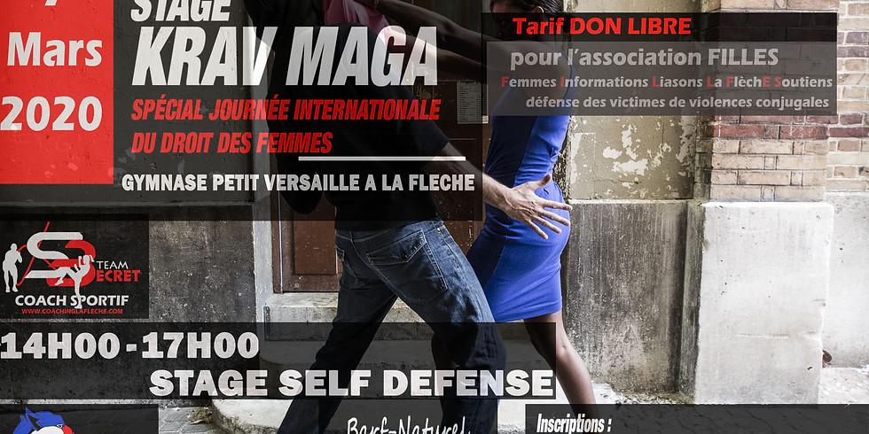 STAGE FEMMES SELF DÉFENSE APRES MIDI