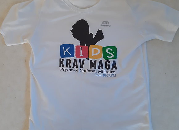 Tee shirt kids taille 8ans