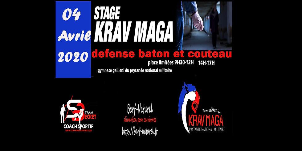 Stage couteau/Samedi 4 AVRIL 2020