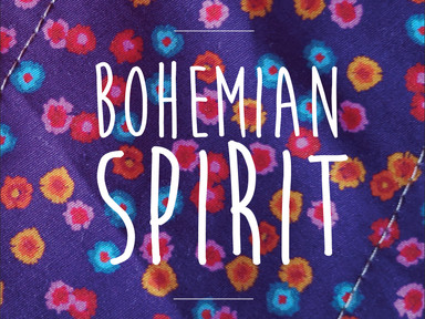 Collection Bohémian Spirit