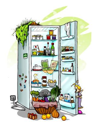 pourquoi et comment vivre sans frigo petit poh cr ations z ro d chet. Black Bedroom Furniture Sets. Home Design Ideas