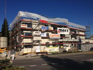 Fassade und Innenausbau