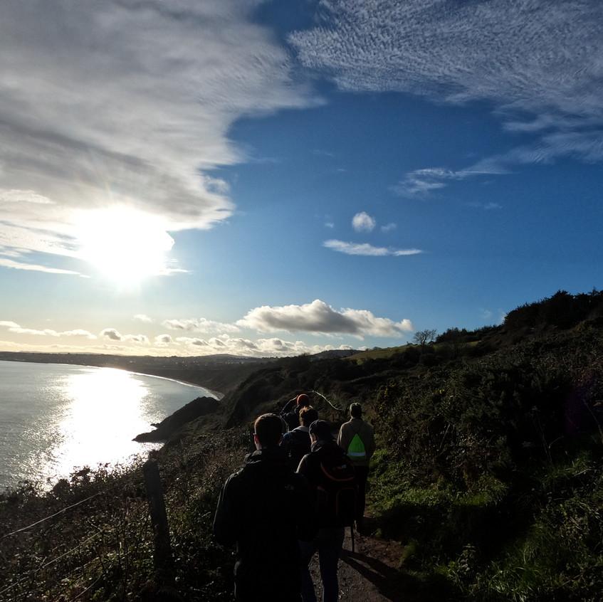 Bray-Greystones Cliffwalk 4