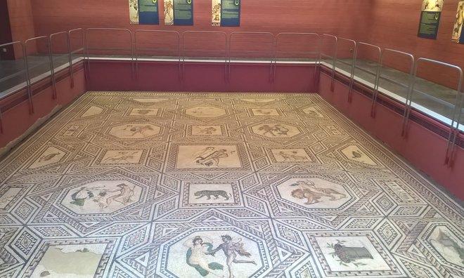 Mosaik Dyonisos