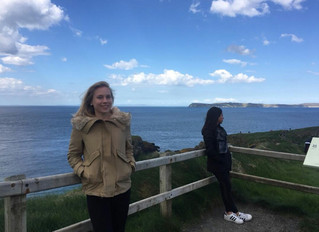 My time in Ireland