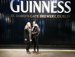 Du Valais à Dublin