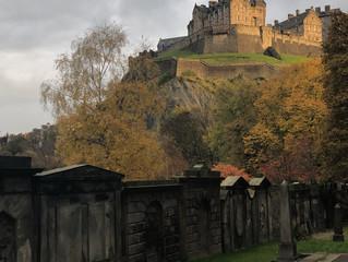 Leonie in Edinburgh