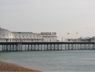 My first three weeks in Brighton