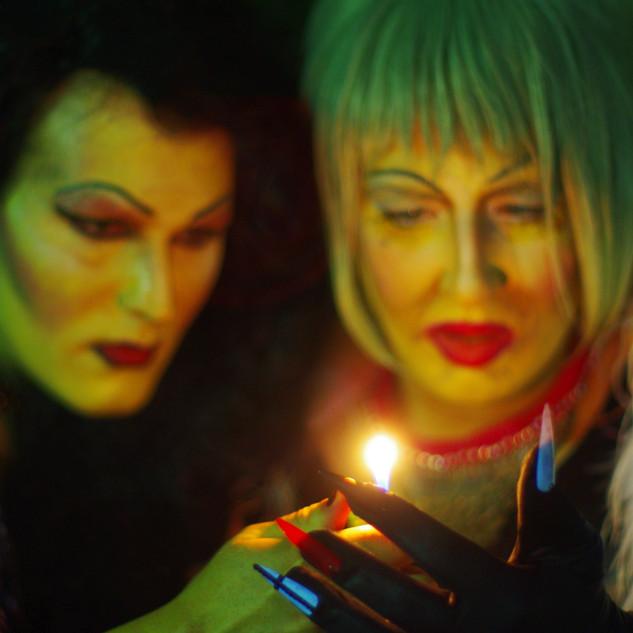 'Yuurei ga Tooru', Film Still, 2014