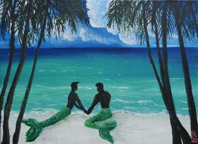 'Merman Lovers'