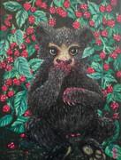 'Shuma the Baby Bear Cub'