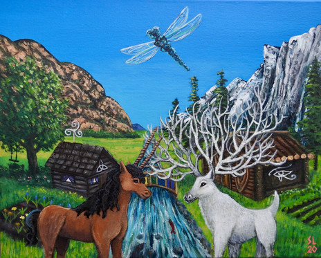 'Abada Meets Spirit of the Forest'