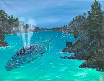'Shuma & the Whale'