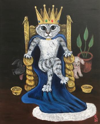 'Cat King'