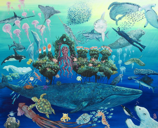WE ARE ALL ONE (Congregation of the Sea)