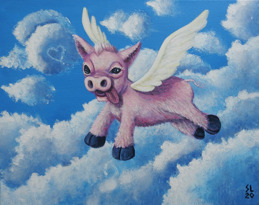'Pigs Can Fly'