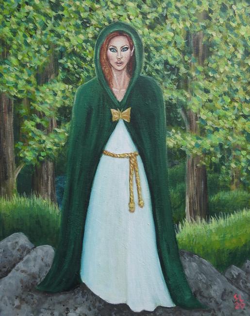 'Green Goddess'