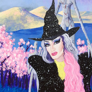 Sasha Witch of the Valley