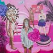 'The Patriarchy, Acrylic on Canvas, 2013
