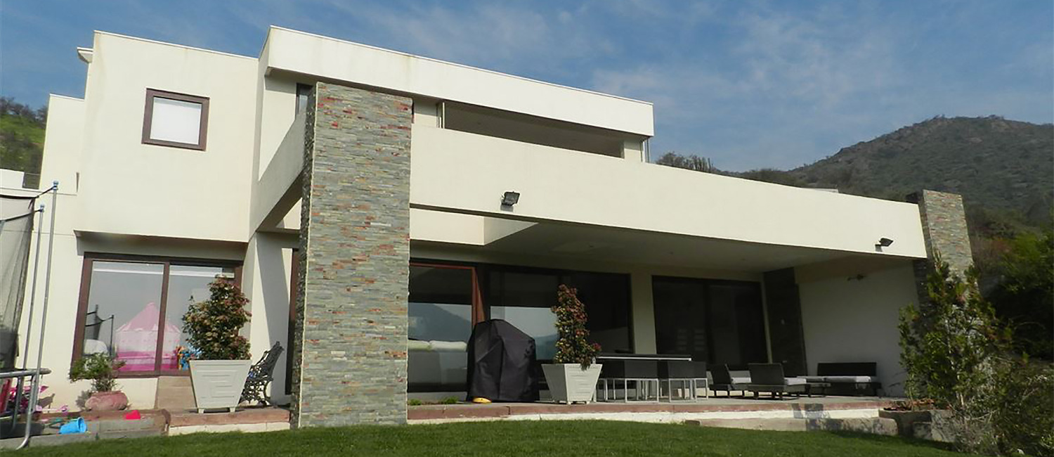 vivienda unifamiliar chicureo
