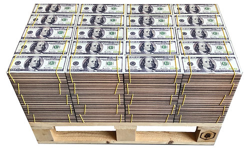 $5,000,000 + pallet
